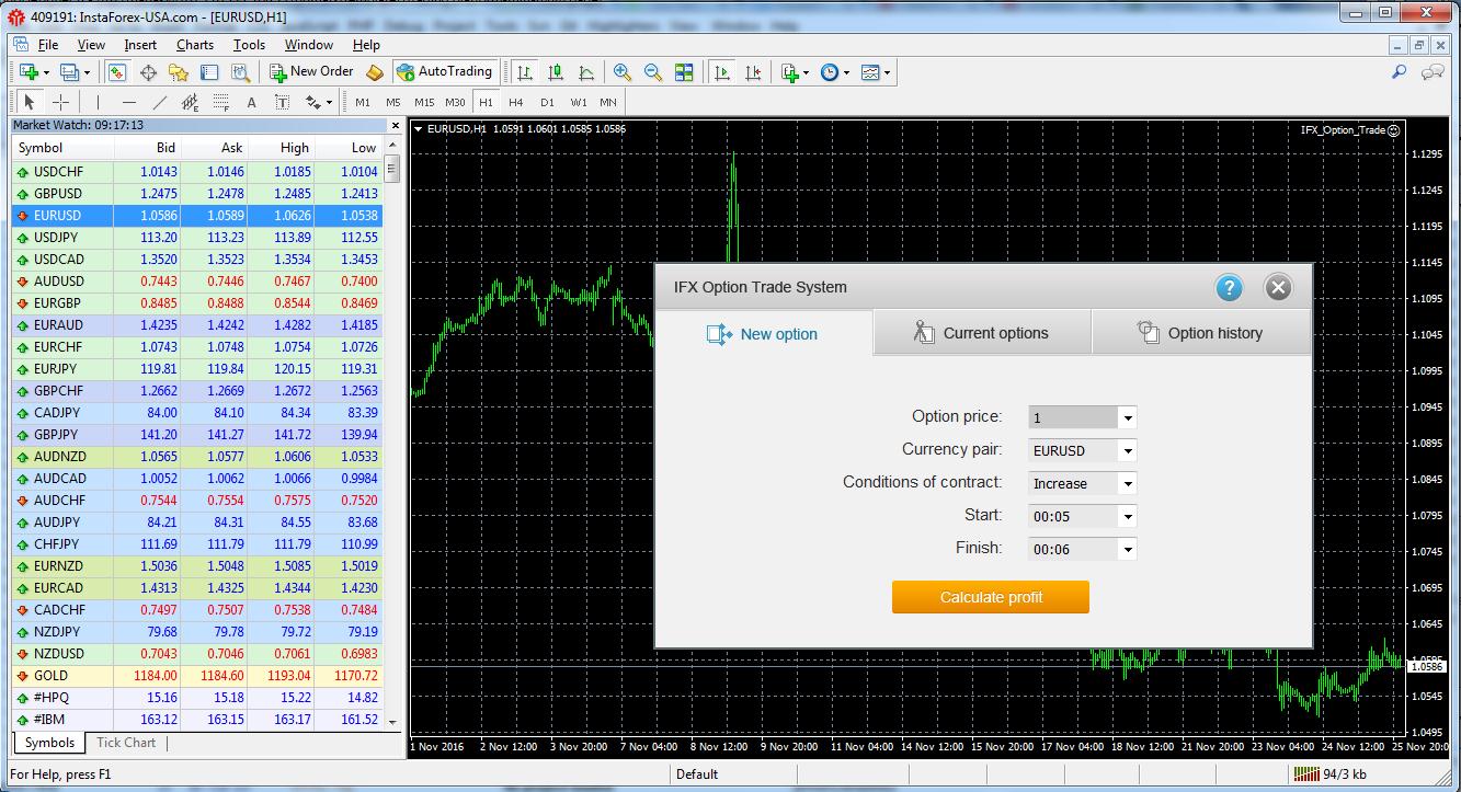 Download MetaTrader 4 Multi Terminal | PFX IB Terbaik InstaForex